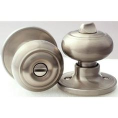 Defiant Hartford Satin Nickel Passage Knob Models Satin