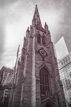 Trinity Church in Manhattan I