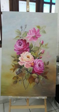 Super ideas for flowers art painting oil vase Super ideas for flowers a. Super ideas for flowers art painting oil vase Super ideas for flowers art painting oil vase Oil Painting Flowers, Oil Painting Abstract, Watercolor Paintings, Oil Paintings, Painting Clouds, Buddha Wall Art, Buddha Canvas, Arte Floral, Painting Art