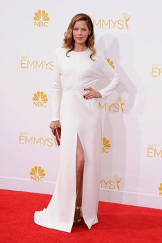 Michelle Monaghan in Giambattista Valli at the Emmy Awards 2014