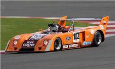 Chevron B26 Vintage Auto, Vintage Cars, Inside Car, Pista, Auto Racing, Le Mans, Cars And Motorcycles, Race Cars, Ferrari