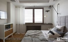 Thiết kế nội thất căn hộ 02 tòa A2 – Vinhomes Gardenia Mỹ Đình