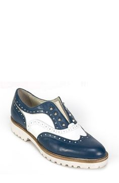 Summit 'Etta' Leather Oxford (Women) available at #Nordstrom