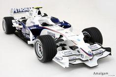 BMW Sauber F1 08 - BMW