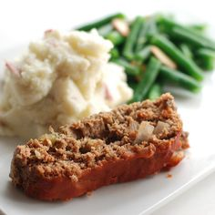 My Grandfather's Meatloaf by Dixie, omnomicon #Meatloaf #Comfort_Food