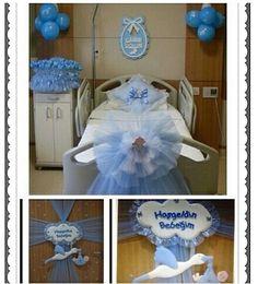 Hastane odası süsleme
