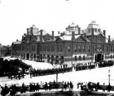 Pullman Labor History - Pullman Strike 1894 :: Pullman State Historic Site Need permission