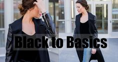 Mada Boutique: Black to Basics Fall Collection Fall Collections, Online Boutiques, All Black, Custom Design, Womens Fashion, Shopping, Women's Fashion, Woman Fashion, Fashion Women