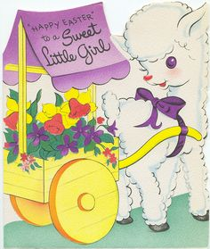Vintage Easter Card Vintage Easter, Vintage Valentines, Vintage Holiday, Easter Greeting Cards, Vintage Greeting Cards, Easter Card, Easter Peeps, Hoppy Easter, Easter Illustration