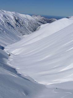 Mt Hutt Heliski, NZ