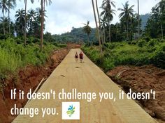 If it doesn't challenge you, it doesn't change you. #newleafdetox #newleafdetoxresort #newleafdetoxretreat #weightloss #detox #challenge #kohsamui #thailand