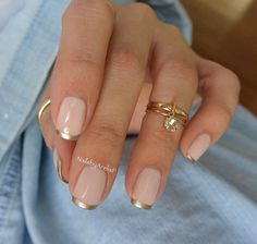 Ballet slippers and good as gold by #nailsbyarelisp
