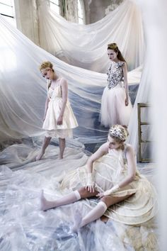 fashion puppets