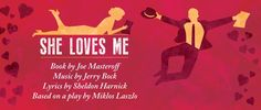 Book by Joe Masteroff Music by Jerry Bock Lyrics by Sheldon Harnick Based on a play by Miklos Laszlo Rated PG Main Stage From the creators of Fiddler on the Roof, comes this classic romantic comedy…