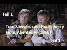 Bildergebnis für tom sawyer und huckleberry finns abenteuer 1968
