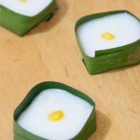 泰式椰汁西米糕 THAI COCONUT SAGO PUDDING