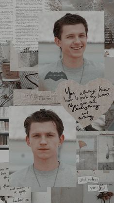 Cute Wallpaper Backgrounds, Aesthetic Iphone Wallpaper, Cute Wallpapers, Phone Wallpapers, Mon Tom, Siper Man, Attractive Wallpapers, Tom Holland Peter Parker, Tommy Boy