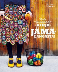 Crochet circles skirt