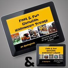 Fast & Fun Ghoulish Halloween Treats ebook
