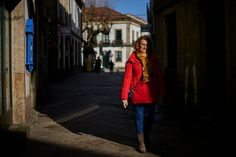 Santiago | Pampín | Flickr Duster Coat, People, Jackets, Photography, Fashion, Santiago, Down Jackets, Moda, Photograph