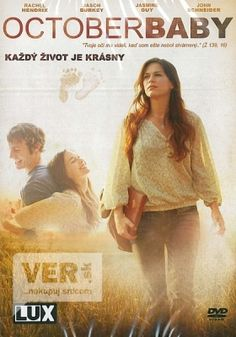 October Baby, DVD : Ver.sk - kresťanský internetový obchod, knihy, cd, dvd, tričká