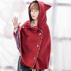 edab76dbb Cosplay cat costume hoodies with ears for girls