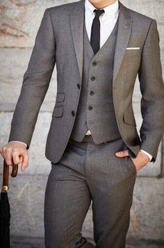 Modern 3 Piece Suit