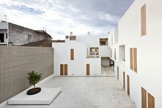 Social Housing in Mallorca / Spain.