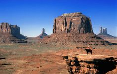 John Ford Point Monument Valley by Dave Mills