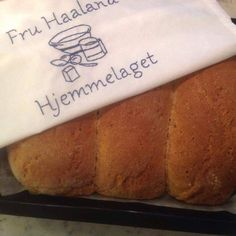 Bakst – Fru Haaland Cottage Cheese, Scones, Banana Bread, Food And Drink, Health Fitness, Desserts, Image, Liverpool, Crafts