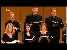 Part I: Chorale: Erkenne mich, mein Huter (J.S. Bach, Mathew Passion) - YouTube