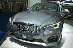 Infiniti at IAA Frankfurt 2015 Frankfurt, 2016 Infiniti Q50, Skyline, Bmw, Link, Vehicles, Autos, Rolling Stock, Vehicle