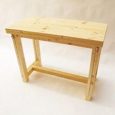 Mesa comedor madera recuperada Pétula Plas