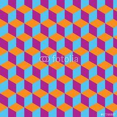 Wektor: Abstract geometric pattern
