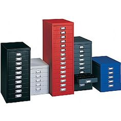 Silverline Multi Drawer #Cabinets Are Great #FilingCabinets. @Office Desks  We Have Offer