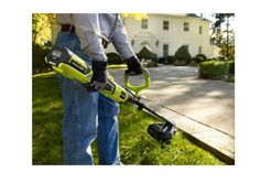 The Ryobi Expand It Cordless Trimmer Delivers Power Like A Gas Trimmer,  With None Of The Hassle Of Mixing Oil And Gas.