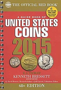 2014 Official Red Book US Coins 68th Edition - Whitman (Soft Spiral) by: RS Yeoman