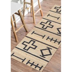 Found it at AllModern - Casper Natural Hand-Woven Area Rug