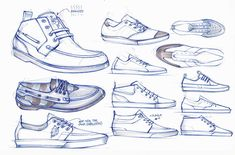"""Footwear - concepts for modern """"technical"""