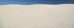 White Sands National Monument, New Mexico, October 13, 2011 (pinned by haw-creek.com)