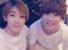 Kevin and Jun