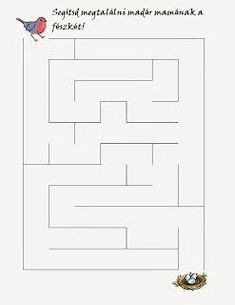 Discover recipes, home ideas, style inspiration and other ideas to try. Birthday Charts, Mazes For Kids, Spring Theme, Preschool Learning, Kindergarten Worksheets, Fun Math, Homeschool, Green Day, Symbols