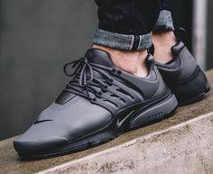 """#copordrop: @Nike Air Presto """"Dark Grey/Anthracite"""""""