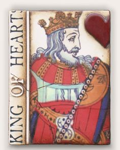T 158 King of Hearts