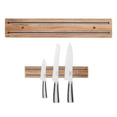 Sagaform Magnetyczna Listwa na Noże Drewno Dębowe