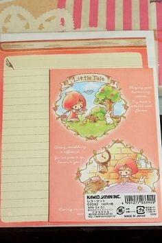 Photo2: Japanese Kawaii Letter Set - Little Tale
