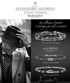 5883de5d1c Gioielli Uomo Collezione Good Luck - Maria Cristina Sterling Shop online