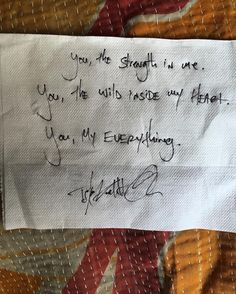 By author Tyler Knott: You the strength in me.You the wild inside my heart.You my everything. Daily Haiku on Love by Tyler Knott Gregson Chasers of the Light & All The Words Are Yours are Out Now! ___ #writinglife #favouriteauthor