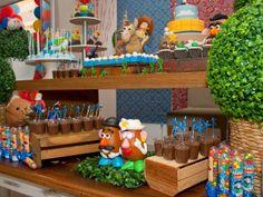 Festa Toy Story | Design Festeiro