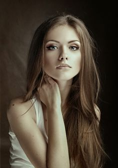 More beautiful photography for your inspiration | From up North. Love her hair and eyes